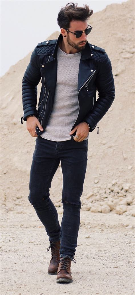 Best 25+ Edgy mens fashion ideas on Pinterest