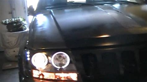 how to install projector style headlights with led s and