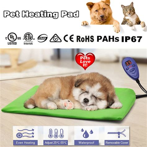will a heat l keep a dog warm waterproof pet electric blanket heat pad mat warm