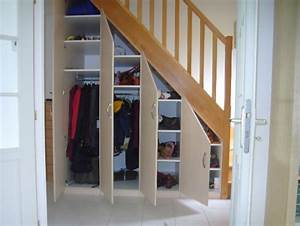 amenagement sous escalier idees sous escalier With idee deco sous escalier