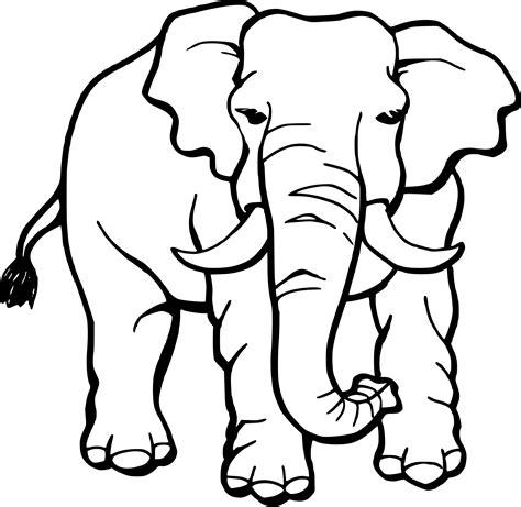 chambre fille princesse disney coloriage elephant dessin à imprimer sur coloriages info