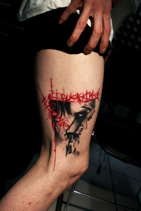 dynoz art attak tattoo artist