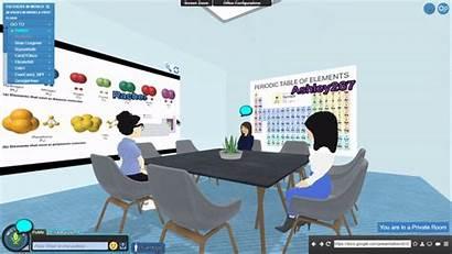 Virtual Classroom Experiences Worlds Creating Virbela Study
