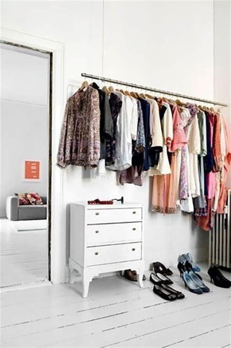 Rak Klip Praktis Rak ide praktis simpan pakaian tanpa lemari properti