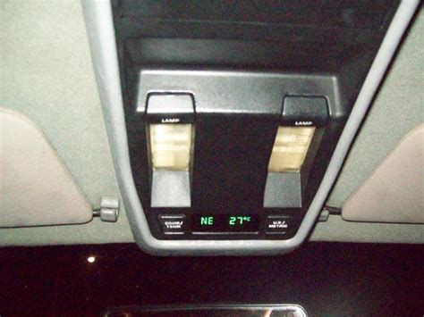 overhead console quit working jeep cherokee forum
