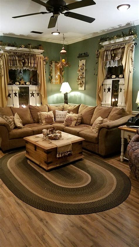 Happy Place Country Decoration Living Room Decor