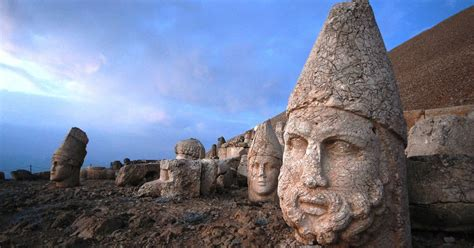 nemrut dag unesco world heritage centre