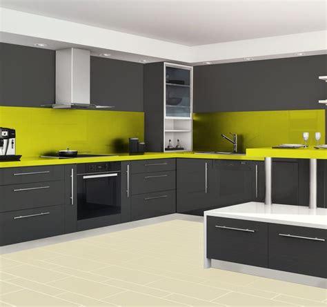 meubles cuisine pas cher meuble de cuisine laqué cuisine en image