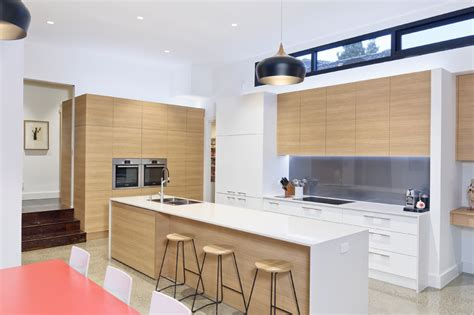 Large Kitchen Island Ideas - how to get a high end kitchen for less