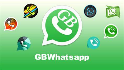 gbwhatsapp apk versi 6 85 terbaru 2019 boredtekno