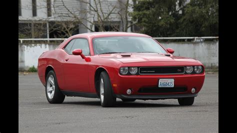 2012 Challenger Rt Review 2012 dodge challenger rt hemi review by davidthecarguy
