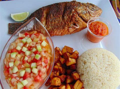 cuisine ivoirienne et africaine les 7 meilleures images du tableau plats africain sur