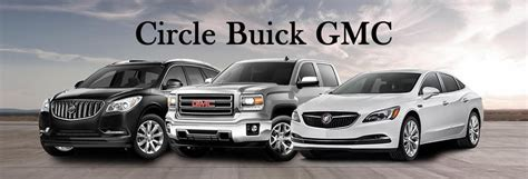 circle buick gmc home