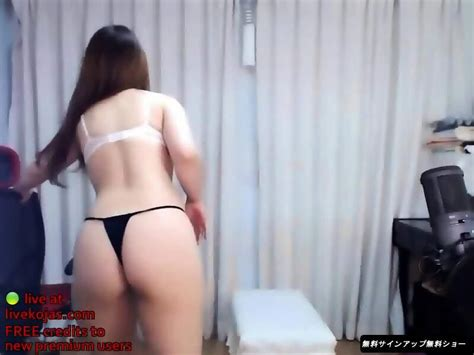 Korean Bj Teen Shows Her Sexy Ass Eporner