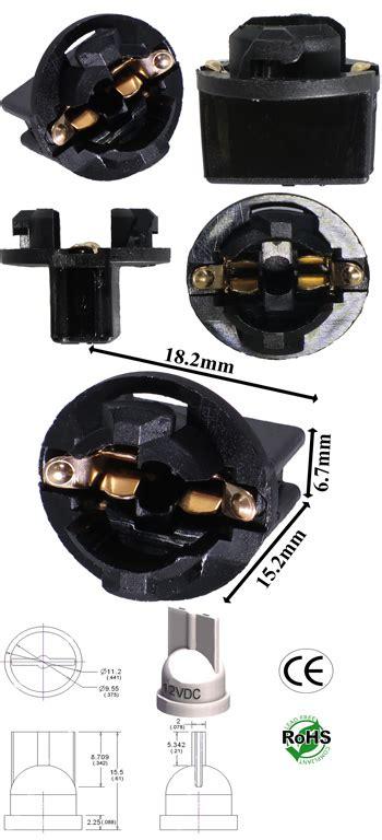 wedge socket twist lock  led lights ledlight