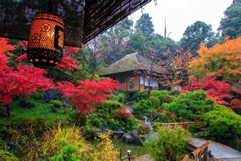 Garden design in Japanese style and countries ? including