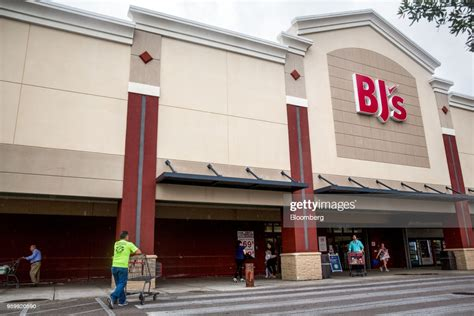 customers stand   bjs wholesale club holdings