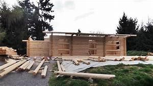 Blockhäuser Aus Polen : blockhaus oder naturstamm haus bauen ~ Whattoseeinmadrid.com Haus und Dekorationen