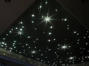 Led Glasfaser Sternenhimmel : sternenhimmel mit 100 lichtfasern 1mm led glasfaser lampe lautlos badezimmer ebay ~ Whattoseeinmadrid.com Haus und Dekorationen