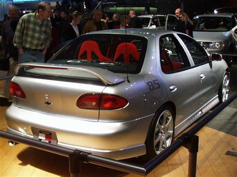 2001 Chevrolet Cavalier Information And Photos Momentcar