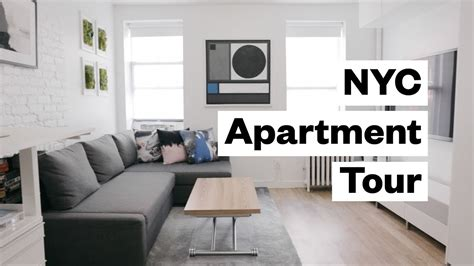 Apartment Tour! Sq. Foot Studio In Nyc