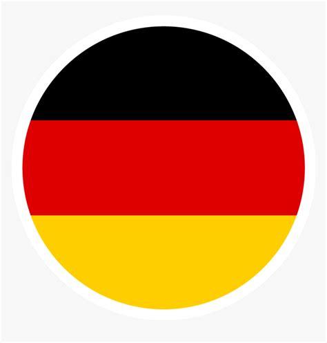 German symbols in heart shape concept. Germany Flag Football Logos - Germany Flag Circle Png ...