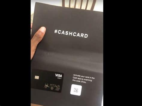 cash card cash card  mail review cashapp youtube