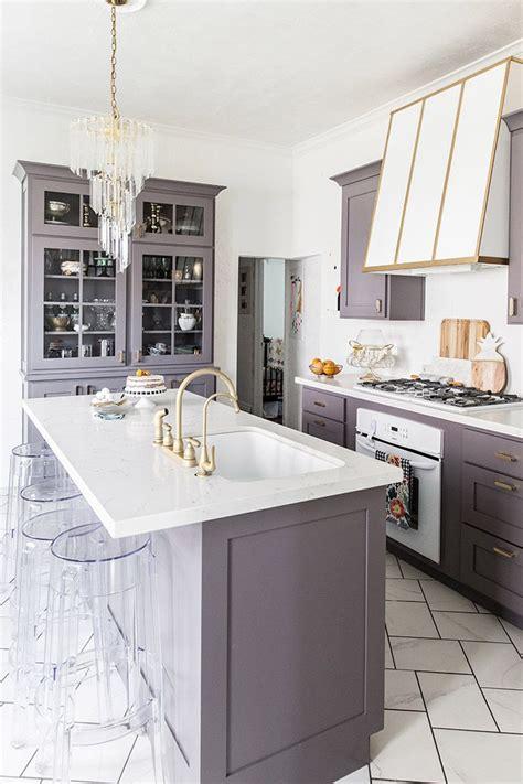 elegant  easy  kitchen makeover kitchen
