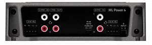 Stereo Amplifier Auto Onoff