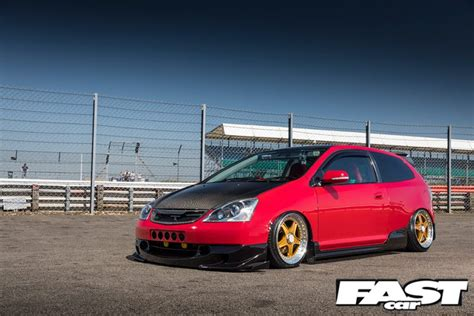 Modified Civic Type R Ep3 by Modified Honda Civic Ep3 Type R Fast Car