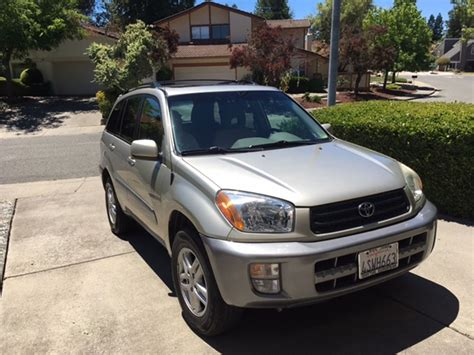 Toyota Pleasant Hill 2001 toyota rav4 for sale by owner in pleasant hill ca 94523