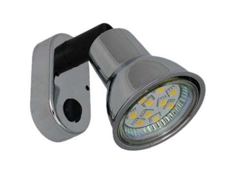 mini 12v led spot light chrome 12 volt planet