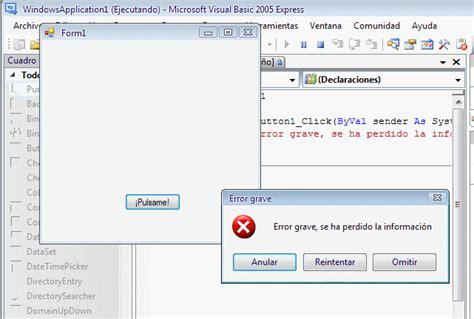 Visual Basic Resumen by Programar Con Visual Basic Vii Neoteo