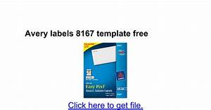 avery christmas templates avery free christmas mailing With avery return address labels 8167