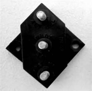 17602a1 Black Terminal Block Rectifier For Mercury  Mariner