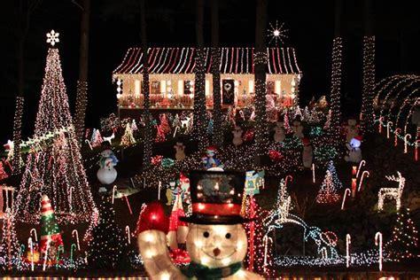 christmas displays  north carolina