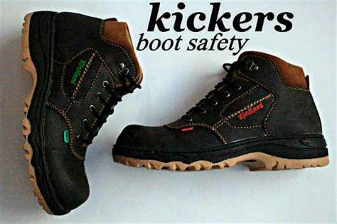 jual sepatu safety shoes kickers di lapak dona saragih