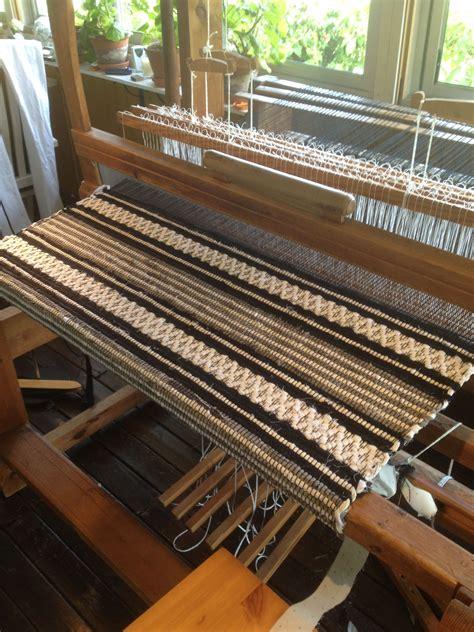Wire Harnes Weaving by Weaving A Rag Rug 4 Harness Weaving Drafts Rug Loom