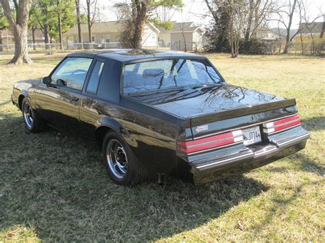 buick regal grand national  top coupe