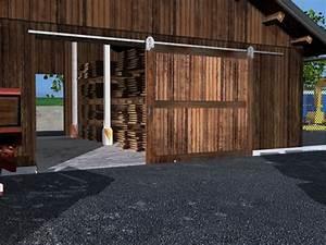 Rail Porte Coulissante Exterieure : r sultat de recherche d 39 images pour rail porte ~ Dallasstarsshop.com Idées de Décoration