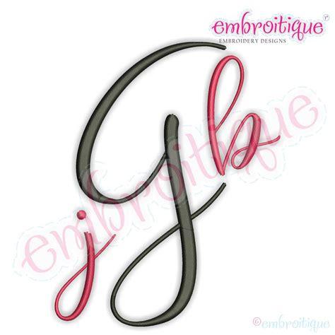 alphabets embroidery fonts bx format  embrilliance melissa monogram set hand
