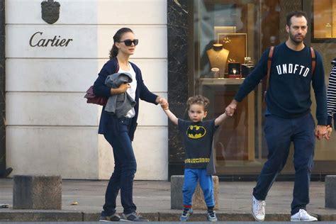 Natalie Portman gives birth to baby daughter Amalia - New