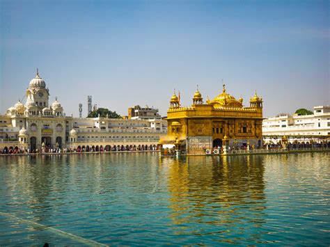 Amritsar The Golden Temple Unusual Traveler