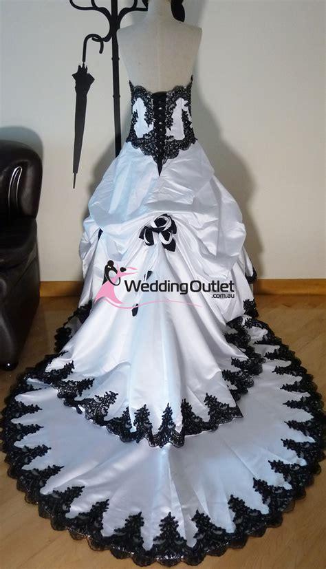 black and white wedding weddingoutlet com au