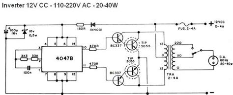 Inverter Circuit Diagram Products
