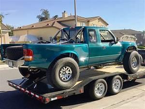 Ford Ranger Pickup : ford ranger prerunner cheapest ticket to the desert racing ~ Kayakingforconservation.com Haus und Dekorationen