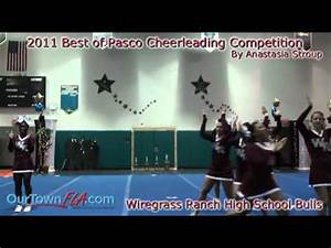 2011 Wiregrass Ranch High School Bulls Cheerleading ...