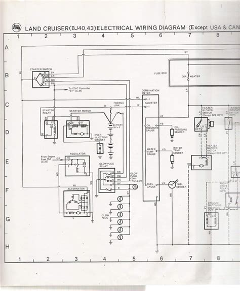 Where Can Find Wiring Schematic For Diesel