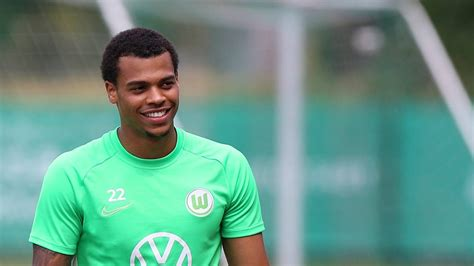 """Check out his latest detailed stats including goals, assists, strengths & weaknesses and match ratings. Bundesliga   Wolfsburg's Lukas Nmecha: """"I definitely wanted to play in the Bundesliga"""""""