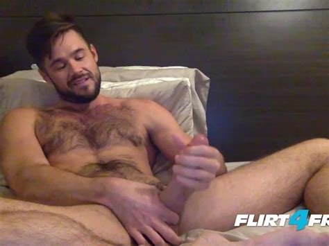 Mike De Marko Jerks His Huge Porn Cock Free Porn Videos